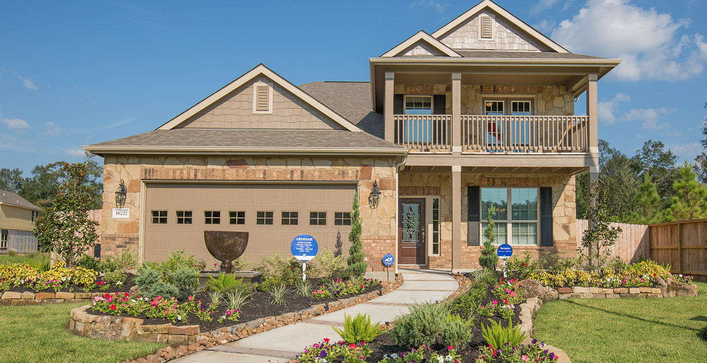 New homes in new caney tavola for Nw home builders